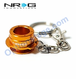 NRG Official (Gold) Quick Release 2.5 Keychain
