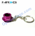 NRG Official (Purple) Quick Release 2.5 Keychain