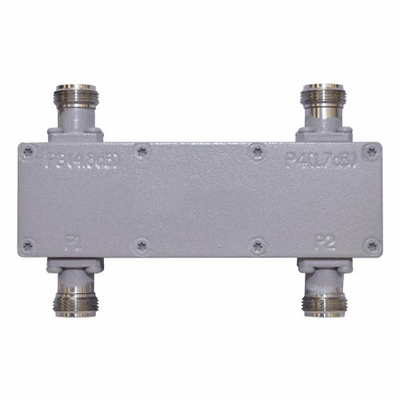 150-DC-FFN-3H, Low PIM 2x2 Hybrid Coupler