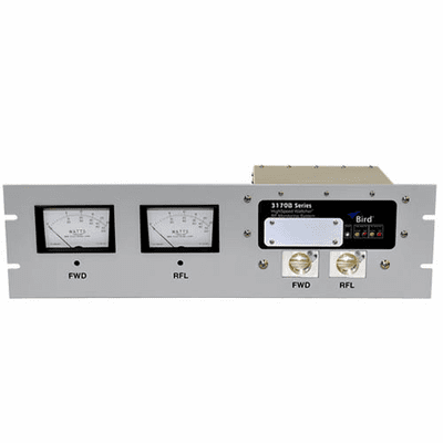 3170B, RF Monitoring and Alarm System