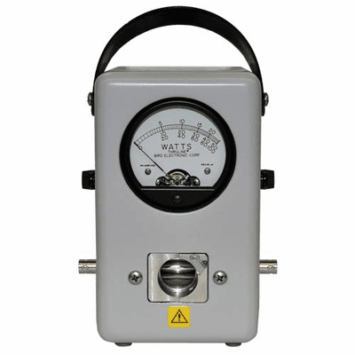 43-BNC, General Purpose Wattmeter