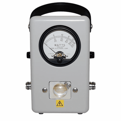 43-UHF, General Purpose Wattmeter