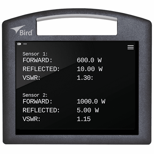 4421A-20-11-0, Dual Sensor Multifunction Power Meter (RS-232)