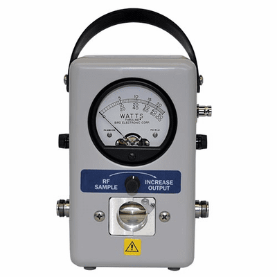 4431, Variable Tap RF Wattmeter
