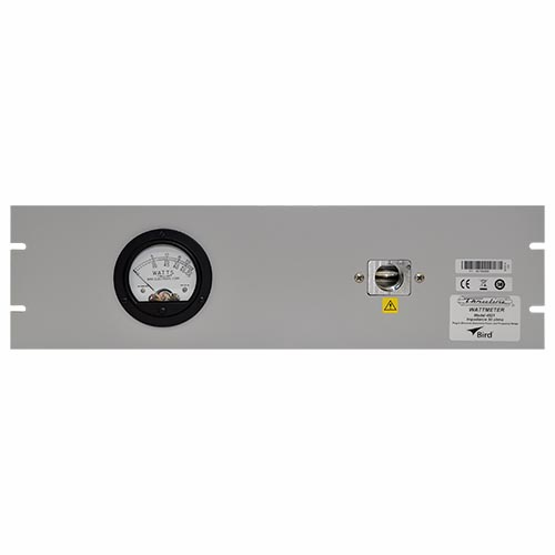 4521, Panel Mount RF Wattmeter