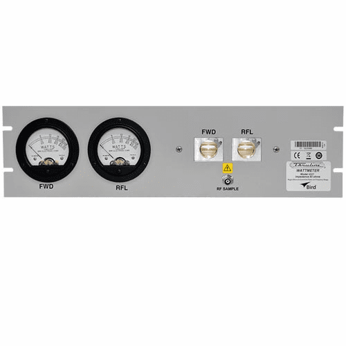 4527, Panel Mount RF Wattmeter