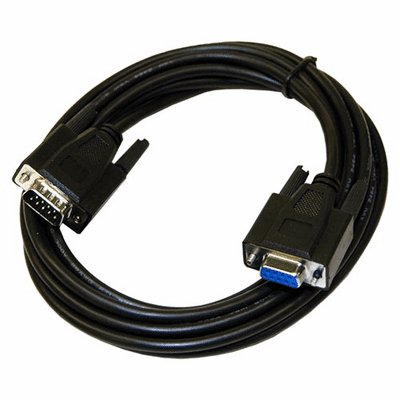 5A2264-09-MF-10, RS-232 Data Cable
