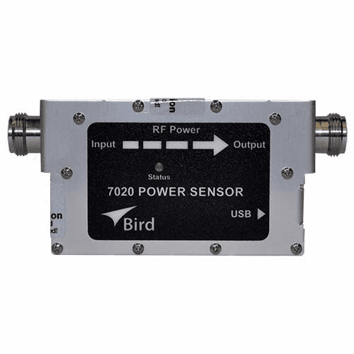 7020-1-030301, 25 MHz - 1.0 GHz Wideband Power Sensor