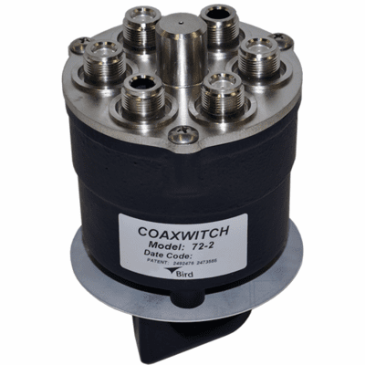 72-2, 2 Position - 2 Circuit Selector Switch
