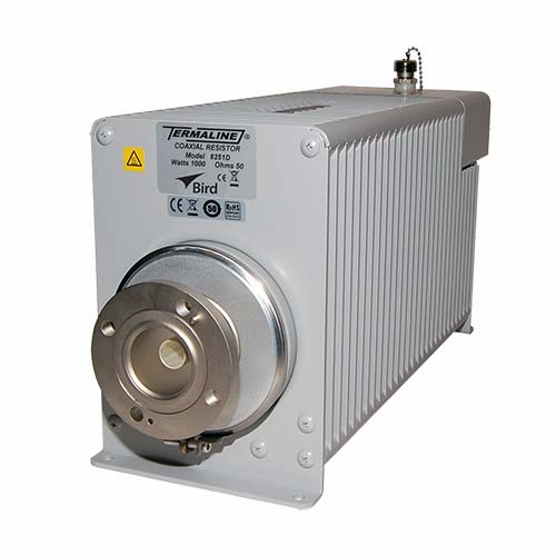 8251D, 1kW Oil-Cooled RF Termination