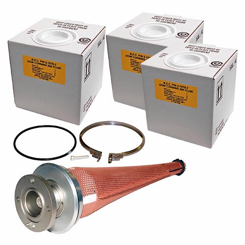 8890 Series, Replacement Parts Kits