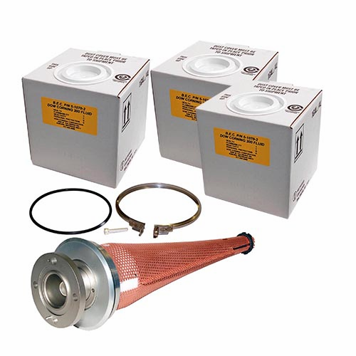 8920 Series, RF Termination Repair Part Kits