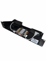 ACM-RACKU, ACM Series Antenna and Cable RF Monitor Rackmount Kit with Power Supply