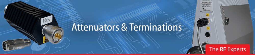 Attenuators & Terminations