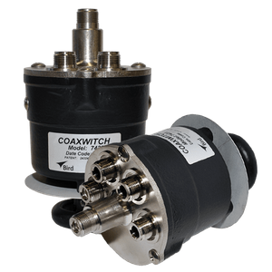 Coaxwitch Series RF Selector Switches