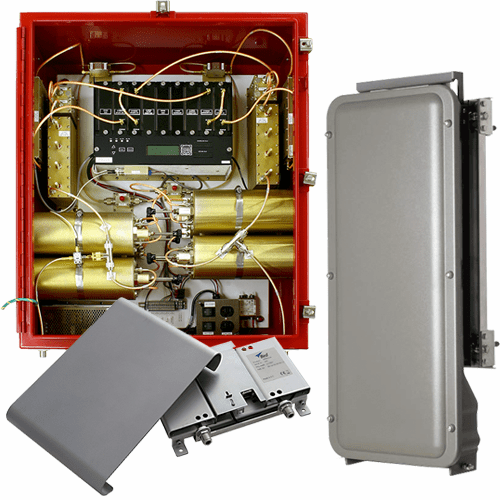 LMR Signal Boosters and Cellular Repeaters