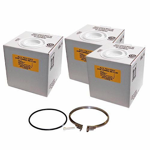 RPK8890-3, Coolant Kit for 8890 Termination
