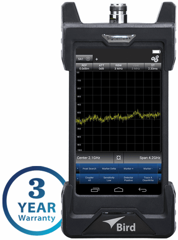 SH-42S-TC, Spectrum Analyzer