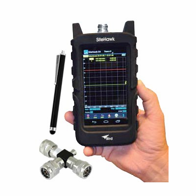 SK-200-TC, 300 kHz -200 MHz SiteHawk Antenna and Cable Analyzer