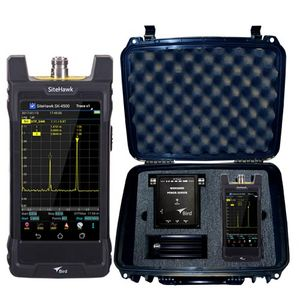 SK-4500-TC, 1 MHz-4.5 GHz Antenna and Cable Analyzer & SiteHawk Test Kits