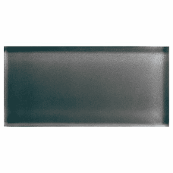 """American Olean Color Appeal Charcoal Gray 3"""" x 6"""""""