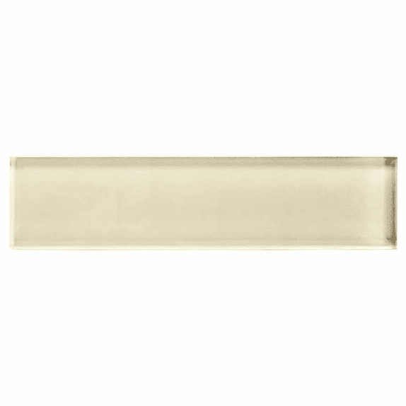 "American Olean Color Appeal Cloud Cream 2"" X 8"""