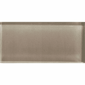 """American Olean Color Appeal Plaza Taupe 3"""" x 6"""""""