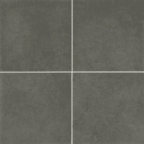 "American Olean Concrete Chic Stylish Charcoal 12"" X 12"""
