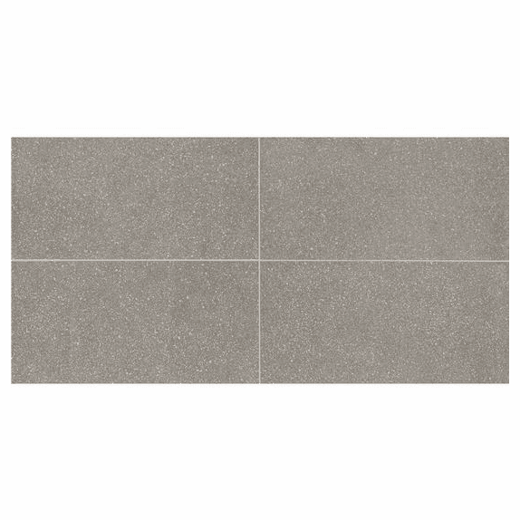 American Olean Neospeck Medium Gray 12 x 24