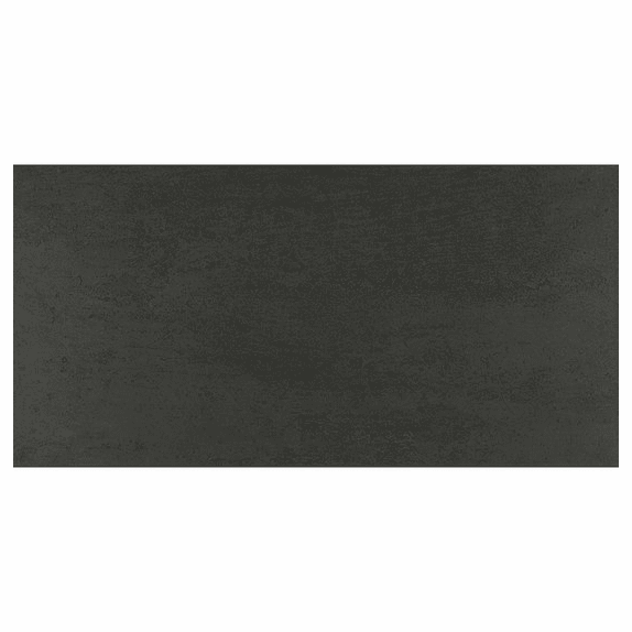 American Olean Theoretical Abstract Black 12 x 24