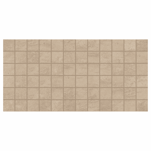 American Olean Theoretical Ideal Beige Mosaic