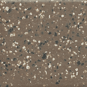 """American Olean Unglazed Colorbody Mosaics Nutmeg Speckled 1"""" x 1"""""""