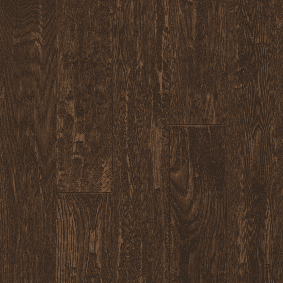Armstrong American Scrape Oak Brown Saddle 5