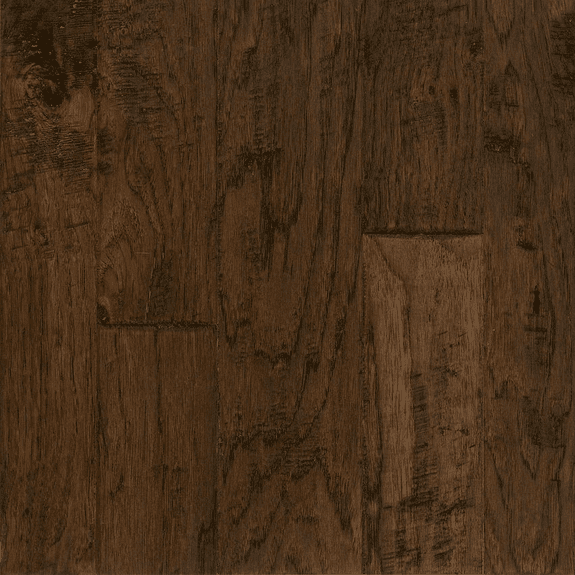 Armstrong Artesian Hand-Tooled Hickory Barrel Brown