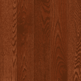 """Armstrong Prime Harvest Red Oak Berry Stained High Gloss 5"""""""