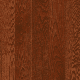 """Armstrong Prime Harvest Red Oak Berry Stained Low Gloss 3 1/4"""""""