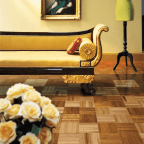 Armstrong Urethane Parquet