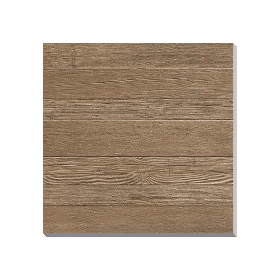 "Atlas Concorde Axi Brown Chestnut Porcelain Tile 9"" x 36"""