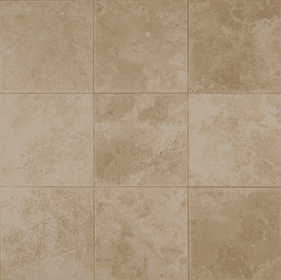 "Bedrosians Travertine Tile Veracruz Sand 18"" x 18"""