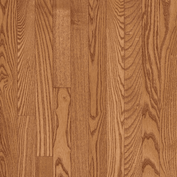 Bruce Dundee Strip Red Oak Butterscotch