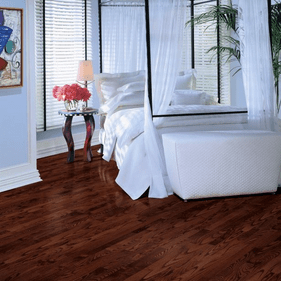 Bruce Hardwood Natural Choice Strip