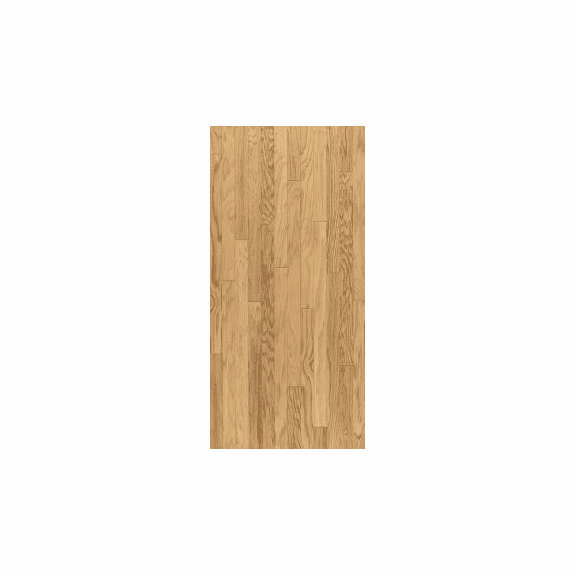 Bruce Turlington Plank Red Oak Natural 3""