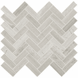 Crossville Yin + Yang Moon Gate Herringbone