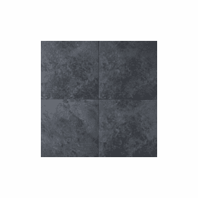 "Daltile Continental Slate 18"" x 18"" Asian Black"