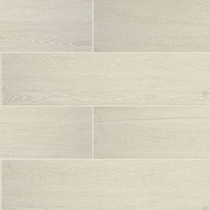 Daltile Emerson Wood Ash White 6 x 48