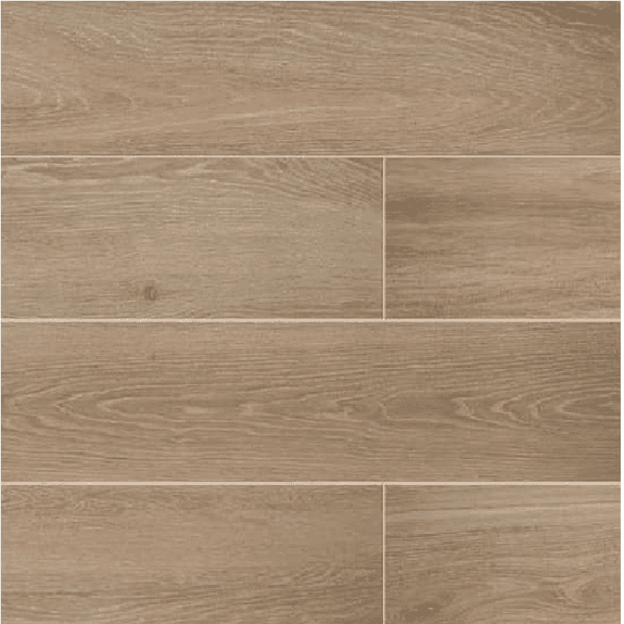 Daltile Emerson Wood Butter Pecan 12 x 48