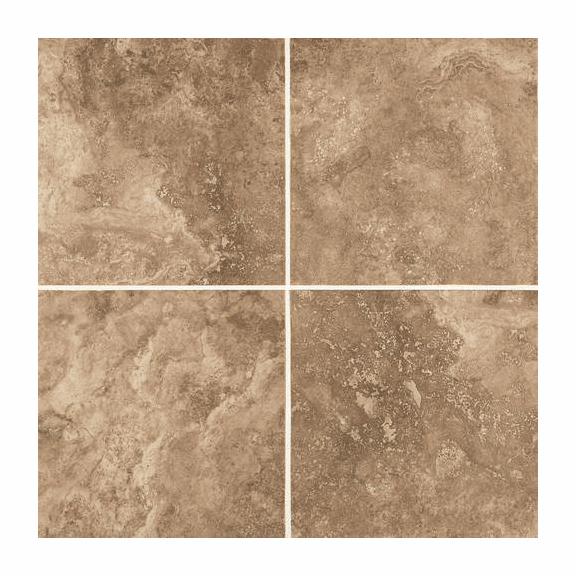 "Daltile Esta Villa Cottage Brown 12"" x 12"""