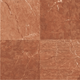 "Daltile Marble Rojo AlicantePolished 12"" x 12"""