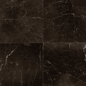 "Daltile Marble St. Laurent Oriental Polished 12"" x 12"""