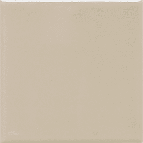 "Daltile Matte Urban Putty 4 1/4"" x 4 1/4"""